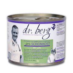Dr. Berg - Nassfutter - pro-SCHONKOST mit Lachs (getreidefrei)