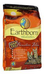 Earthborn Holistic - Trockenfutter - Feline Primitive (getreidefrei)