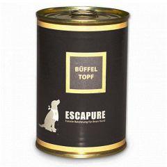 Escapure - Nassfutter - Büffel-Topf (getreidefrei)