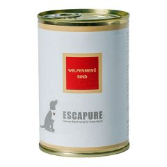 Escapure - Nassfutter - Welpe Rind (getreidefrei)