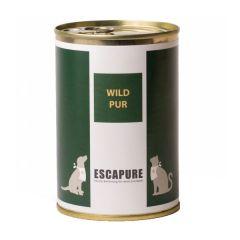 Escapure - Nassfutter - Wild PUR (getreidefrei)
