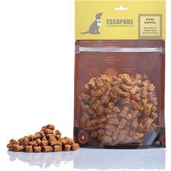Für Hunde - Escapure - Kausnack - Puten Hupferl 150g (getreidefrei)