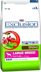 Exclusion - Trockenfutter - Mediterraneo Large Adult mit Huhn