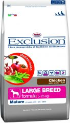 Exclusion - Trockenfutter - Mediterraneo Large Mature mit Huhn