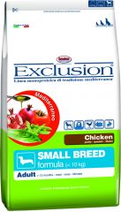 Exclusion - Trockenfutter - Mediterraneo Small Breed Adult mit Huhn