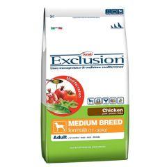 Exclusion - Trockenfutter - Mediterraneo Medium Breed Adult mit Huhn 12,5kg