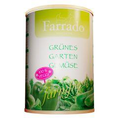 Farrado - Ergänzungsfutter - Grünes Gartengemüse (getreidefrei)