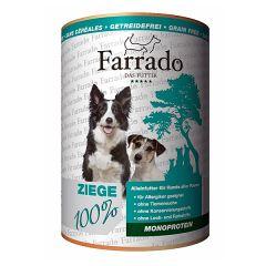 Farrado - Nassfutter - Ziege (getreidefrei)