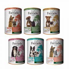 Farrado - Nassfutter - Probe-Paket (getreidefrei)