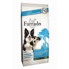 Farrado - Trockenfutter - Forelle mit Kartoffeln und Früchten (getreidefrei)