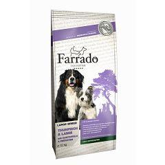 Farrado - Trockenfutter - Elements Adult Large Breed Thunfisch und Lamm (getreidefrei)