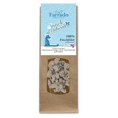 Farrado - Katzensnack - gefriergetrocknet - Snack al Naturale 100% Weißfisch (getreidefrei)