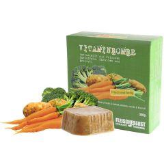 Fleischeslust - Ergänzungsfutter - Vitaminbombe Kartoffel, Karotten & Brokkoli (getreidefrei)