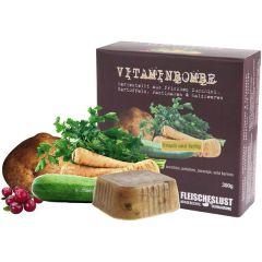 Fleischeslust - Ergänzungsfutter - Vitaminbombe Kartoffel, Pastinaken & Zucchini (getreidefrei)