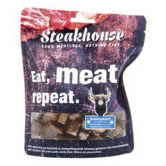 Fleischeslust - Hundesnack - Steakhouse Rindergulasch gefriergetrocknet (getreidefrei)