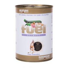 Fleischeslust - Nassfutter - Fuel Slimfit Känguru Pur 6 x 410g (getreidefrei)