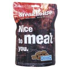 Fleischeslust - Hundesnack - Steakhouse Pferdefleisch gefriergetrocknet (getreidefrei)