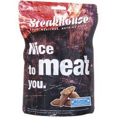 Fleischeslust - Hundesnack - Steakhouse Geflügelherzen gefriergetrocknet (getreidefrei)