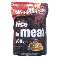 Fleischeslust - Hundesnack - Steakhouse Hähnchenfleisch luftgetrocknet (getreidefrei)