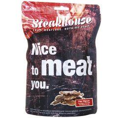 Fleischeslust - Hundesnack - Steakhouse Rinderfilet luftgetrocknet (getreidefrei)