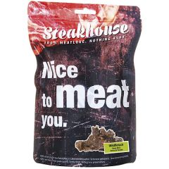 Fleischeslust - Hundesnack - Steakhouse Wild vakuumgetrocknet (getreidefrei)