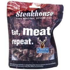 Fleischeslust - Hundesnack - Steakhouse Wild gefriergetrocknet (getreidefrei)