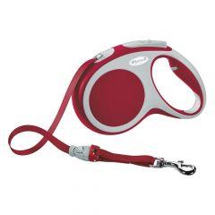 Flexi - Hundeleine - Vario Gurt-Leine rot