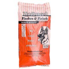 Vollmer's - Trockenfutter - Flocken & Fleisch
