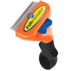 FURminator - Hundebürste - deShedding Tool Kurzhaar für mittelgroße Hunde
