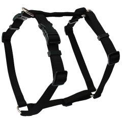 Wolters - Hundegeschirr - Basic schwarz