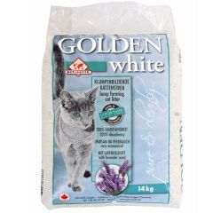 Golden Grey - Katzenstreu -  White Lavendelduft