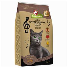 GranataPet - Trockenfutter - Symphonie No. 3 Strauss (getreidefrei)
