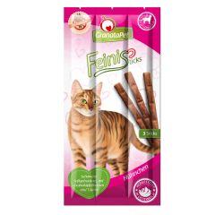 GranataPet - Katzensnack - FeiniSticks Hühnchen (getreidefrei)