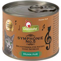 GranataPet - Nassfutter - Symphonie No. 5 Huhn pur (getreidefrei)