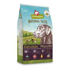 GranataPet - Trockenfutter - Natural Taste Geflügel (getreidefrei)