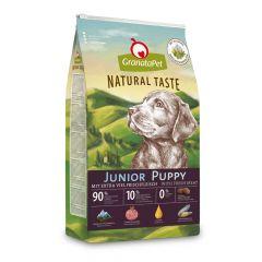 GranataPet - Trockenfutter - Natural Taste Junior/Puppy (getreidefrei)