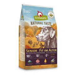 GranataPet - Trockenfutter - Natural Taste Senior Fit im Alter (getreidefrei)