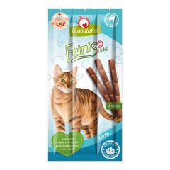 GranataPet - Katzensnack - FeiniSticks Lachs (getreidefrei)