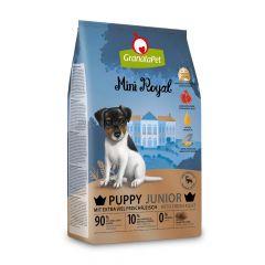 GranataPet - Trockenfutter - Mini Royal Puppy/Junior (getreidefrei)