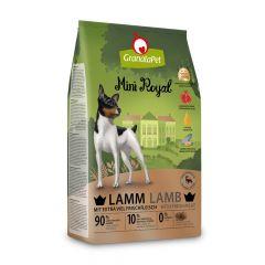 GranataPet - Trockenfutter - Mini Royal Lamm (getreidefrei)