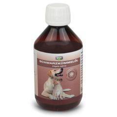 grau - Ergänzungsfutter - Schwarzkümmelöl