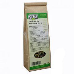 grau - Ergänzungsfutter - Gemüsemix Mischung Nr. 1 (getreidefrei)