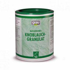 grau - Ergänzungsfutter - Knoblauchgranulat