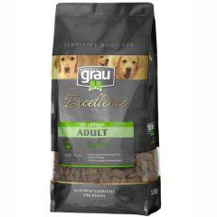 grau - Trockenfutter - Excellence Adult classic mit Geflügel