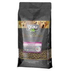 grau - Trockenfutter - Excellence Adult Lamm Kroketten mit Reis (glutenfrei)