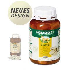 grau - Ergänzungsfutter - Hokamix30 Tabletten