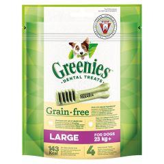 Greenies - Kausnack - Grainfree Large (getreidefrei)