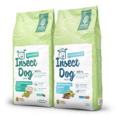 Green Petfood - Trockenfutter - Vorteilspaket InsectDog hypoallergen & sensitive 2 x 15kg