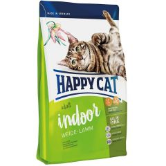 Happy Cat - Trockenfutter - Supreme Indoor Weide-Lamm