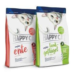Happy Cat - Trockenfutter - Supreme Sensitive Vorteilspaket 2 x 4kg